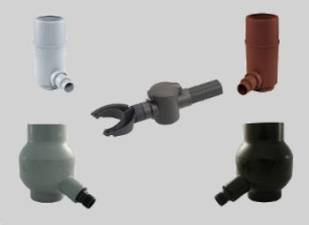 Srovnání sběračů dešťové vody